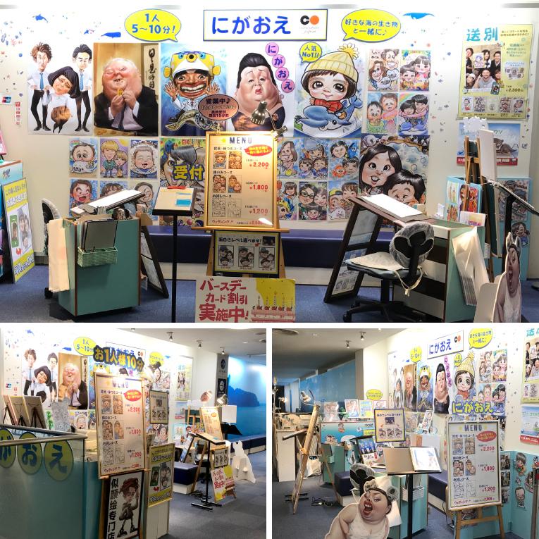 新江ノ島水族館店